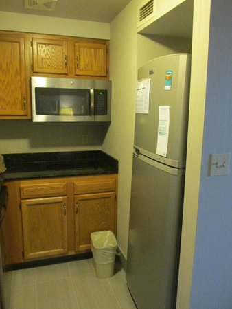 Homewood Suites by Hilton Buffalo-Airport : Kitchen