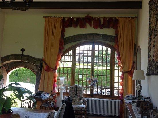 Manoir de Neuville  les Dieppe : Main room
