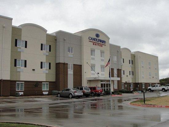 Candlewood Suites Georgetown : Hotel Exterior