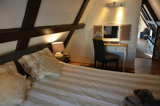 Crown Bed & Breakfast : Dormitorio