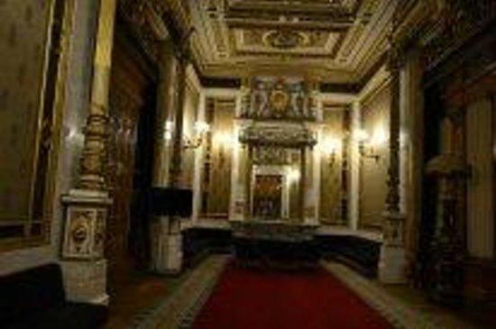 State Opera House : Комната императора