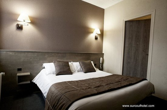 Brit Hotel Le Surcouf : Double Room, Brit Hotel Surcouf, saint malo
