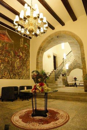 Hotel Cardenal Ram: Hall