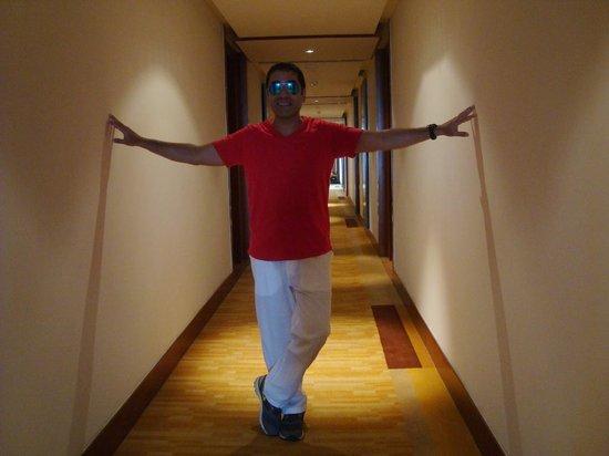 Hyatt Amritsar: The corridor
