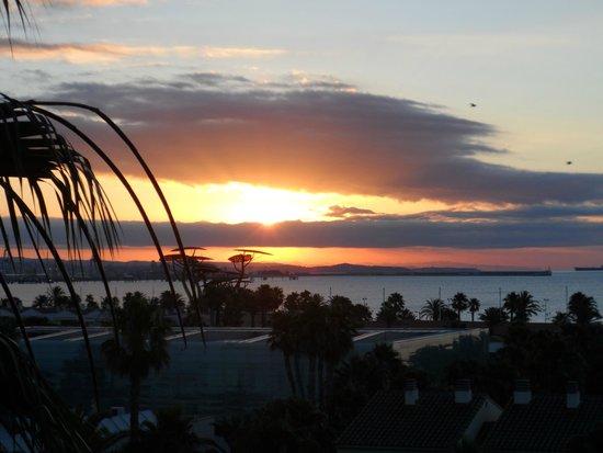 Estival Park Salou: Sunrise