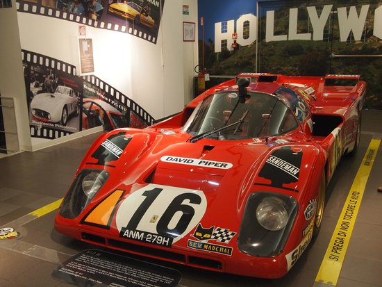 Maranello, İtalya: california dreams tour