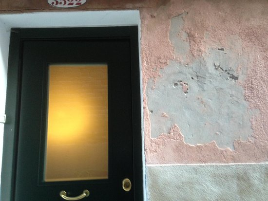 Ca del Dose: facade chambre suite