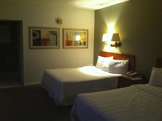 Blue Marlin Motel : Big room