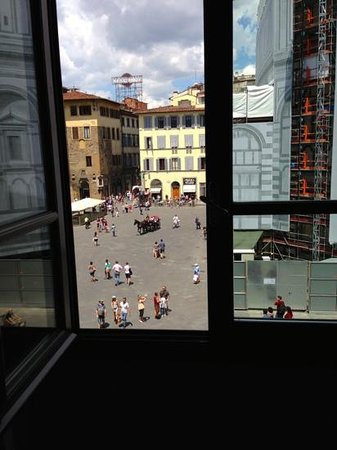 A Florence View B&B : Now that's a view to wake up to!