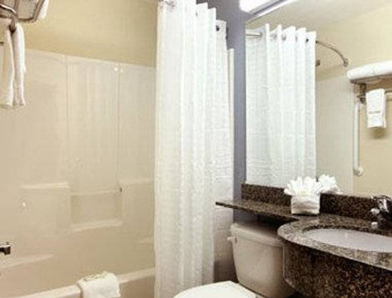 Microtel Inn & Suites by Wyndham Spring Hill/Weeki Wachee : Bathroom