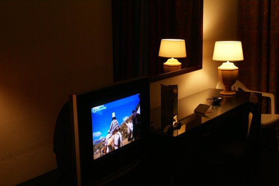 Hotel Canadiano: Quarto