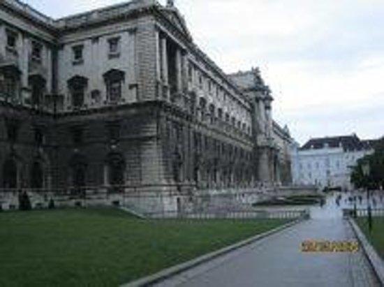 MuseumsQuartier Wien: Дворец