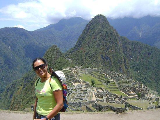 Casa Andina Standard Cusco San Blas: Em Macho Picho!