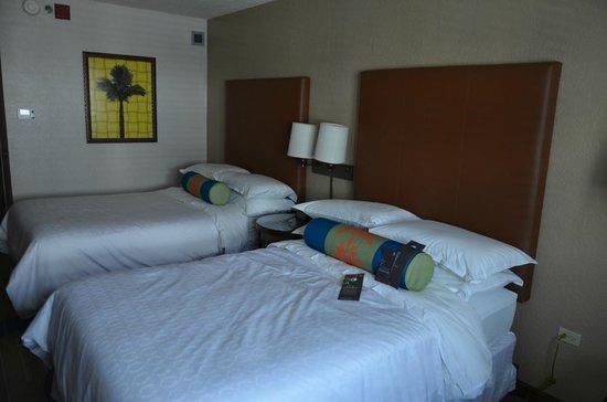 Sheraton Old San Juan Hotel : HABITACIÓN ESTÁNDAR