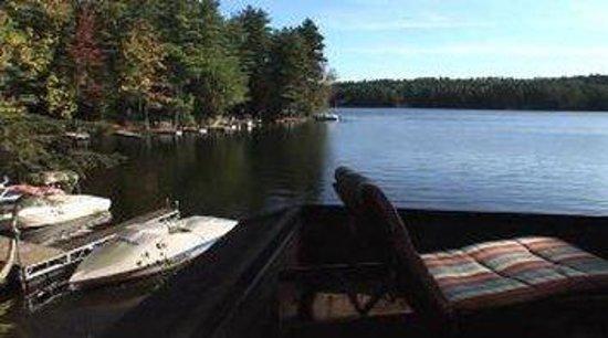 The Fern Lodge: Dock
