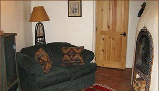 La Posada de Taos B&B: La Casa