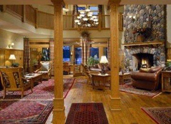 The Fern Lodge: Fern Lodge Great Room
