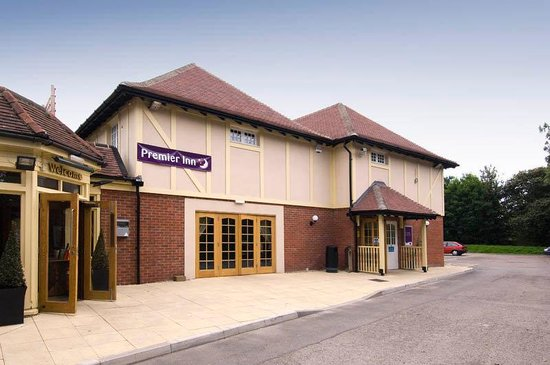 Premier Inn Lymington (New Forest, Hordle) Hotel: Exterior