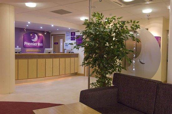 Premier Inn Hull City Centre Hotel: Hull City Centre Lobby