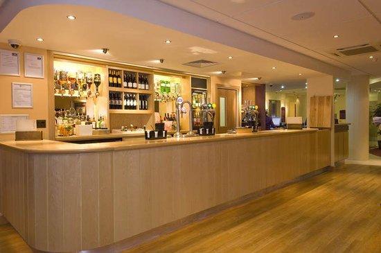 Premier Inn Hull City Centre Hotel: Hull City Centre Bar