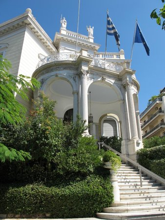 Attalos Hotel: Benaki Museum - great gift shop & so interesting if you have time to visit!