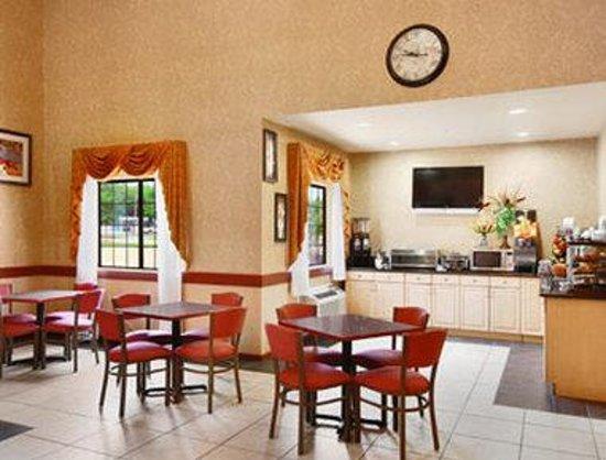 Days Inn & Suites Atoka: Breakfast Area