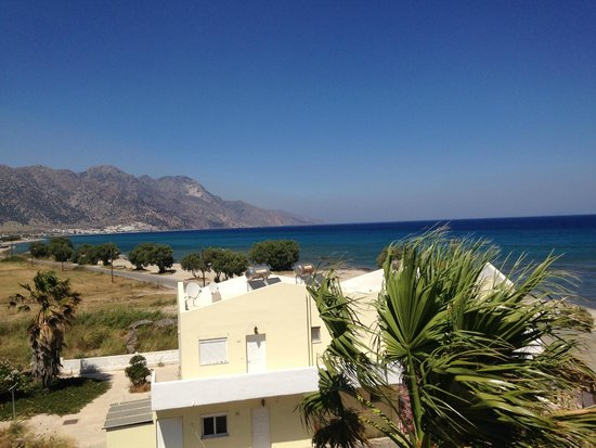 Philippos Studios & Apartments: View from balcony