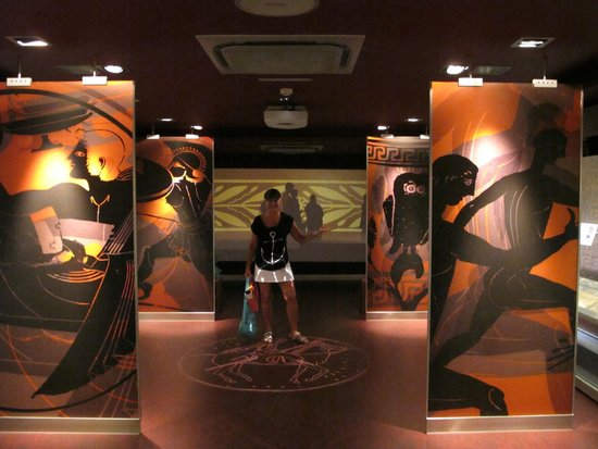 Attalos Hotel: Cycladic Museum - another surprising find in Athens!