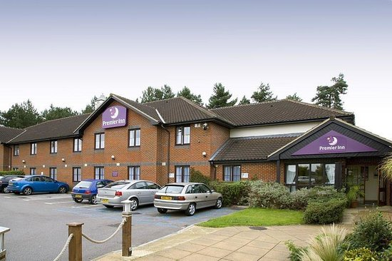 Premier Inn Norwich West (Showground/A47) Hotel: Exterior