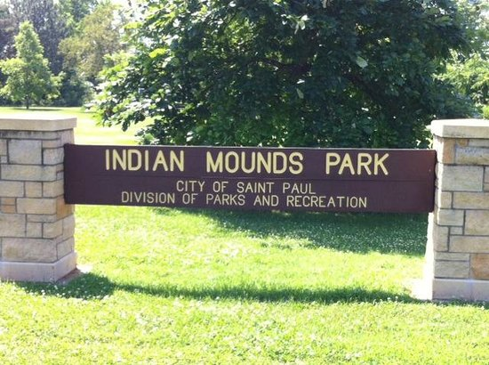 Indian Mounds Regional Park: Indian Mounds Park - St Paul, MN