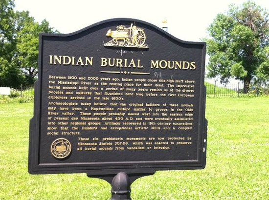 Indian Mounds Regional Park : Indian Mounds Park - St Paul, MN