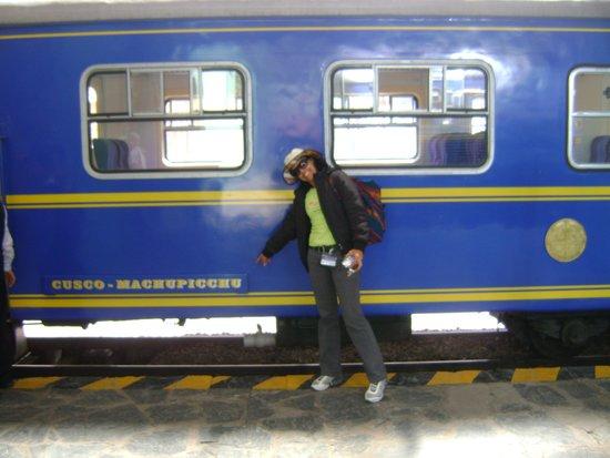 Casa Andina Standard Cusco San Blas: Quem vai a Cusco tem que ir a Macho Picho!