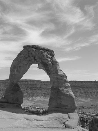 Delicate Arch : Magique
