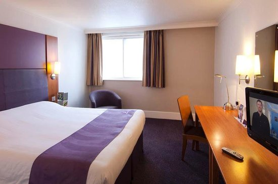 Premier Inn Oxford South (Didcot) Hotel: Room