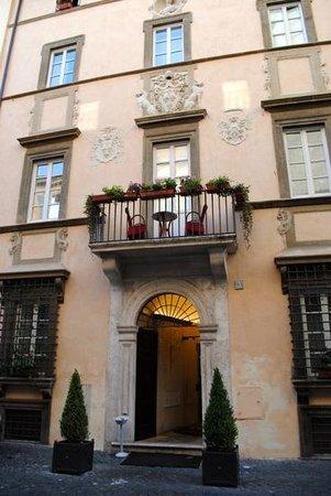 Relais Giulia : Classic Roman charm