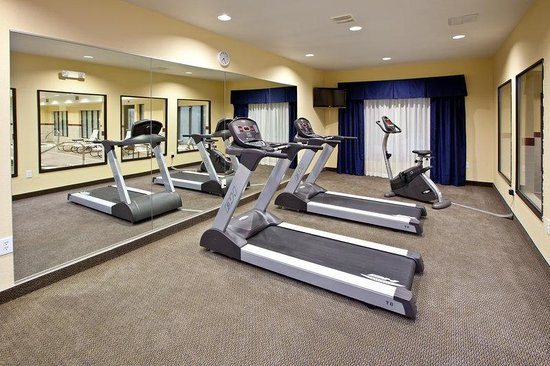 Holiday Inn Express Hotel & Suites Shelbyville - Indianapolis: Fitness Center