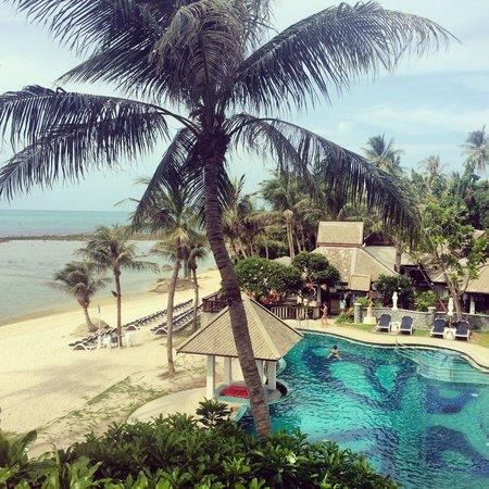 Centara Villas Samui : Pool and Private Beach