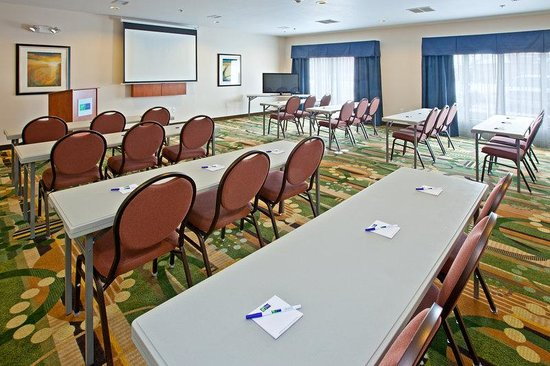 Holiday Inn Express Hotel & Suites Shelbyville - Indianapolis: Meeting Room