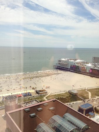 Bally's Atlantic City : view from 3435