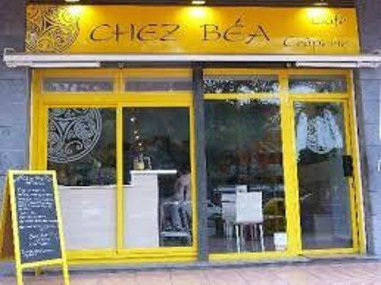Cafe Creperie Chez Bea: Creperia chez Bea