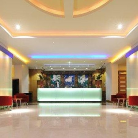 Pestana Chelsea Bridge Hotel & Spa London : Reception