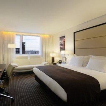 Pestana Chelsea Bridge Hotel & Spa London : Deluxe Room