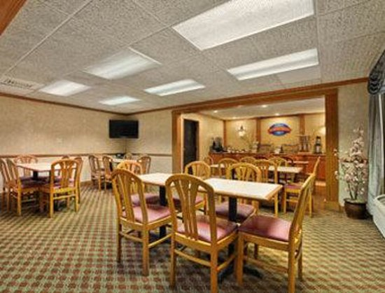 Baymont Inn & Suites Conroe/The Woodlands: Breakfast Area