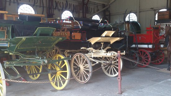 Beamish Museum: Carriages
