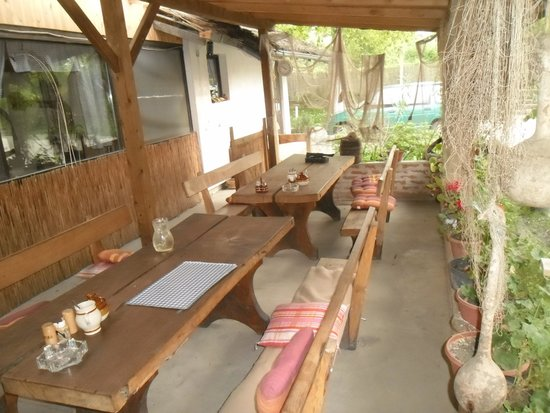 Seosko Gospodarstvo Lackovic: Dinning area