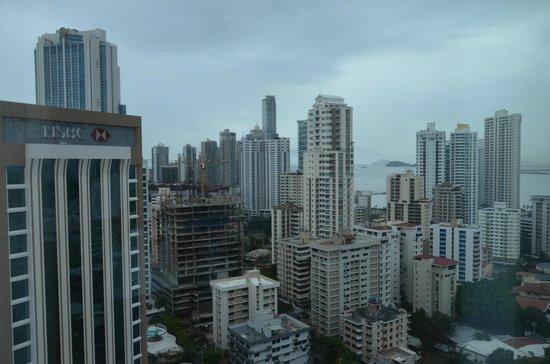 Hotel Riu Plaza Panama: VISTA DESDE LA HABITACIÓN