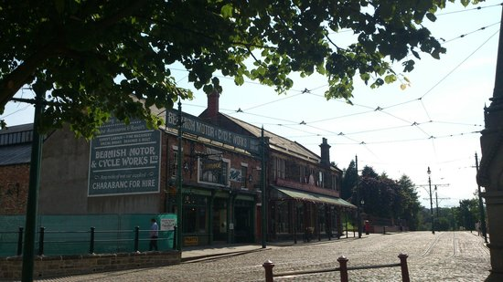 Beamish Museum: Another view of one of the streets