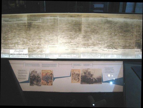 Musée de la guerre «In Flanders Field» : Tactical documents