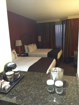 Doubletree by Hilton Hotel St Louis - Chesterfield : 11th floor room