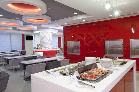 Holiday Inn Express Sanlin Shanghai: Breakfast Area
